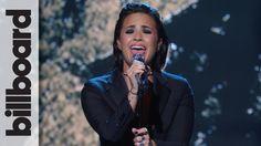 """Demi Lovato - """"Stone Cold"""" Live at Billboard Women in Music"""