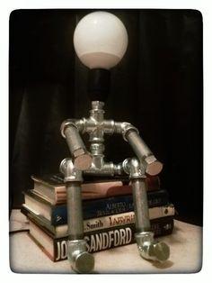 My new lamp. I love it!