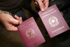 يصبحوا مواطنين إيطاليينن بعد الزواج