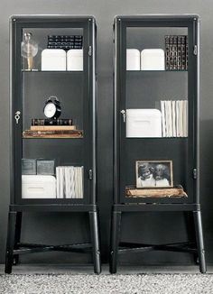 the little black cabinet / sfgirlbybay