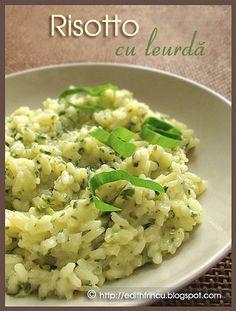 Edith's Kitchen, Veggie Recipes, Risotto, Potato Salad, A Food, Veggies, Cooking, Ethnic Recipes, Dan