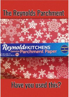 The Reynolds Parchment..... Have you used this? (Hamilton Reference)