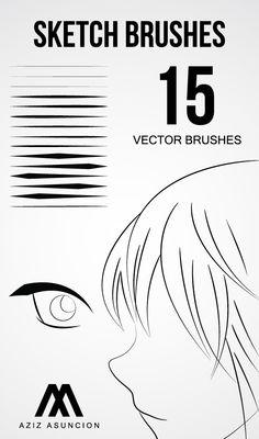 108 best Photoshop and Illustrator Brushes images on