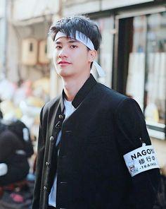 Dream Boyfriend, Boyfriend Photos, Handsome Faces, Handsome Boys, Thai Tea, Theory Of Love, Thai Drama, Boys Hoodies, Ulzzang Boy