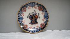 Vintage 1970's Makkum Pottery Polychrome by karmolijntje on Etsy, €12.50