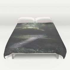 The road back is always the hardest Duvet Cover , by Happy Melvin -   Available as T-Shirts & Hoodies, Stickers, iPhone Cases, Samsung Galaxy Cases, Posters, Home Decors, Tote Bags, Prints, Cards, Kids Clothes, iPad Cases, and Laptop Skins