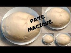PÂTE MAGIQUE ( pâte à tous faire 😯) - YouTube Snack, Puddings, Pain, Cooking, Breakfast, Biscuit, Compact, Desserts, Pizza