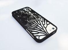 Iphone 5 & 5S Tree case by dominikraskin on Shapeways