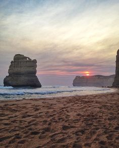 The 12 Apostles by @ashley_stravel  Australia's Great Ocean Road is one of the best trips for solo travelers. by smartertravel http://ift.tt/1ijk11S