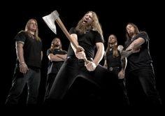 AMON AMARTH--viking metal.