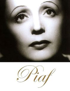 Non Je ne regrette rien...one of the most gifted singers of the 20th century