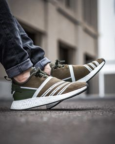 White Mountaineering x adidas Originals NMD