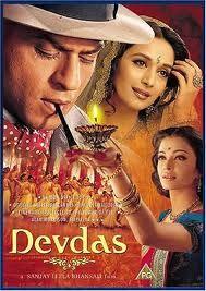 寶萊塢生死戀(Devdas),2002 this was the longest movie I ever watched, I just wish things could have gone different for him.