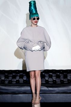 Vogue explores Lady Gaga's most fashion forward looks and memorable onstage outfits. See Lady Gaga's performance style evolution Lady Gaga Outfits, Lady Gaga Fashion, New Fashion, Lady Gaga Clothes, Fashion Outfits, Trendy Fashion, Kyary Pamyu Pamyu, Lady Gaga Versace, Lady Gaga Pictures