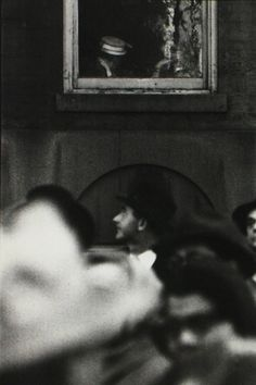 Saul Leiter, 'MacArthur Parade', 1951, GALLERY FIFTY ONE