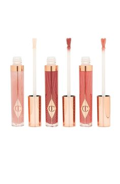 Collagen Lips, Makeup News, Lip Gloss Set, Pillow Talk, Anniversary Sale, Charlotte Tilbury, Peppermint, Moisturizer, Nordstrom