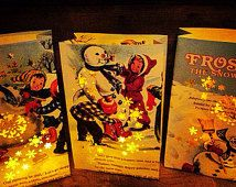 This is a photo of Vibrant Vintage Christmas Sheet Music Printable,frosty the Snowman