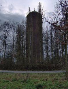 Watertoren Borne - Lijst van watertorens in Nederland - Wikipedia