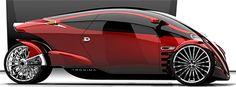 proxima the car bike hybrid concept