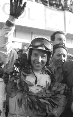 John Surtees: Determined, self-assured and multi-talented - John Surtees was the only man to be World Champion on both 2 and 4 wheels.