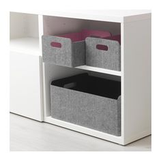 BESTÅ Caja - rosa - IKEA