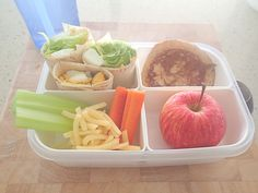 What's a healthy lunchbox look like? _ Ironmum Karla