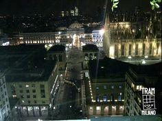 City Lights! Tram Milano