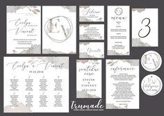 Svatební oznámení - Sand letters / Zboží prodejce Trumade   Fler.cz Bullet Journal, Personalized Items