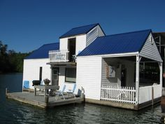 florida floating homes for sale | ... 32 Floating Cottage boat is removed! View available boats for sale