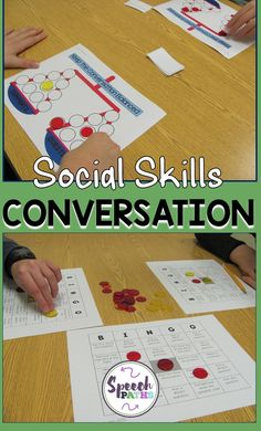 Kids with autism and communication difficulties struggle with conversation skills. Help them improve with these interactive activities!