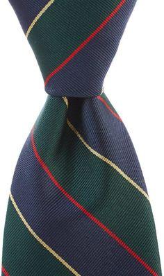 Brooks Brothers Argyle & Sutherland Traditional Silk Tie