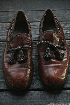 """""""LOAFER GOD"""" GUCCI circa 1960s ART DIRECTION & PHOTOGRAPHY BY Ali of A NOBLE SAVAGE"""