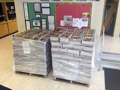 Friends School Plant Sale catalogs arrive - a sure sign of spring!