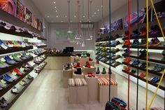 SoleRebels store by Stirixis, Athens – Greece