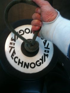 wikiHow to Convert Weight Disks to Kettlebells -- via wikiHow.com