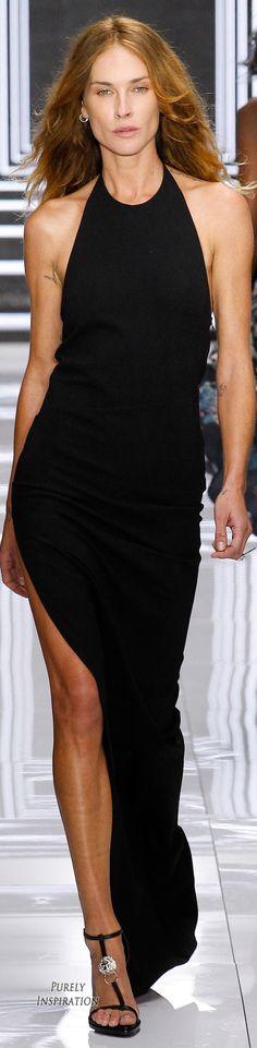 Versus Versace SS2016 Women's Fashion RTW | Purely Inspiration