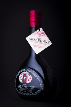 Arrabidine® Tinto | Red Sauce Bottle, Vodka Bottle, Soy Sauce, Packaging, Make It Yourself, Drinks, Red, How To Make, House