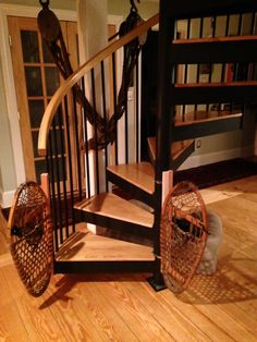 Spiral Staircase Baby Gate My House Pinterest Gates