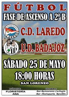 Y el rival es UD Badajoz
