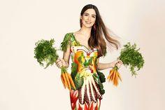 Lily Simpson, The Detox Kitchen. Founder. Chef. Raider of herb gardens.
