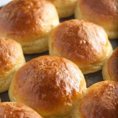 Buttery Brioche Rolls « Go Bold with Butter
