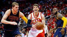 Hawks Fall 0-2 to Cavaliers, Kyle Korver Injured