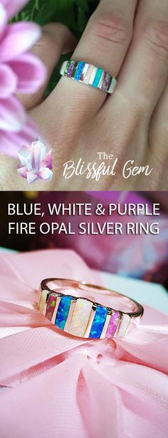 Most Expensive Stone, Expensive Stones, Opal Rings, Silver Rings, Purple Fire, All Gems, Making Ideas, Unique Jewelry, Women Jewelry