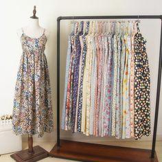 2017 100% Cotton Dress Women Mori Girl Vintage Beach Spaghetti Strap Summer Vestidos Floral Print Maxi Long Dress Country Dress