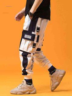7 Ideas De Pantalones De Trap Pantalones De Hombre Moda Ropa Para Hombres Jovenes Ropa Urbana Hombre