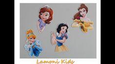 Fazendo suas próprias princesas para tiaras personalizadas... Passos procurar as imagens no Google Imprimir em papel fotográfico colar em papel contact Recor...