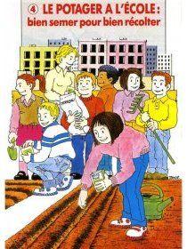 Librairie-Interactive - Le potager à l'école 4 Kids, Permaculture, Horticulture, Montessori, Homeschool, Place, Family Guy, Teacher, Activities