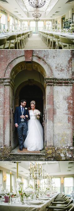 A sophisticated wedding at Babington house with Kate Spade pink shoes by Ann Kathrin Koch 0528 Contemporary Country.