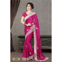 Handwork Designer Saree ( D.No.2062 )