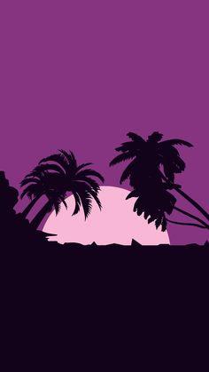 New post on violetvio Apple Wallpaper, Dark Wallpaper, Screen Wallpaper, Mobile Wallpaper, Wallpaper Backgrounds, Iphone Wallpaper, Landscape Illustration, Illustration Art, Illustrations